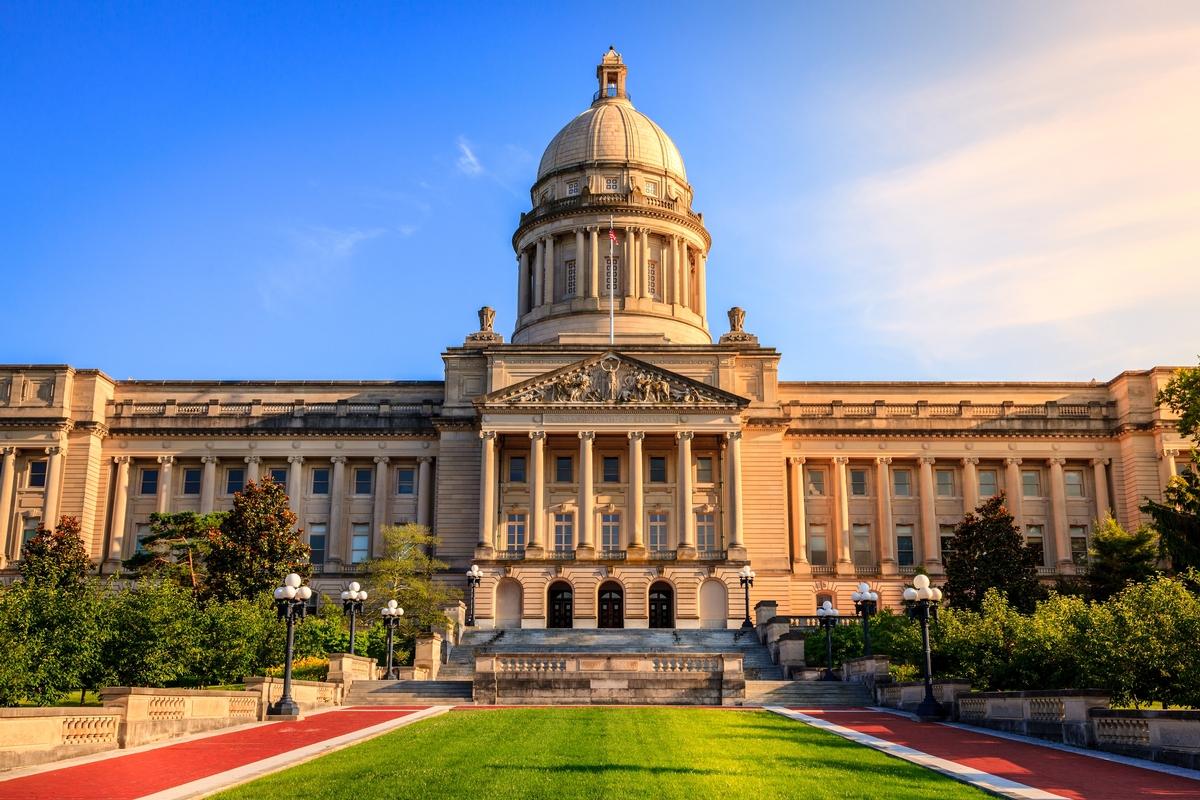 March 15, 2019 - Legislative Report No. 8 - 2019 Kentucky General Assembly
