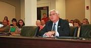 President of Kentucky Farm Bureau addresses Kentucky Livestock Care Standards Commission