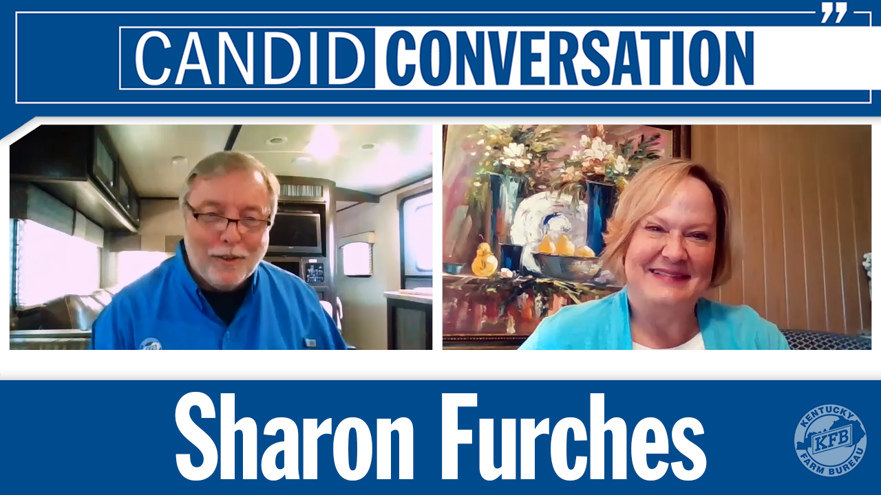 KFB Candid Conversation with Kentucky Farm Bureau 2nd Vice President Sharon Furches